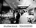 amazing wedding couple inside...