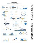 detail infographic collection... | Shutterstock .eps vector #526115878
