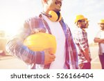 building  protective gear and... | Shutterstock . vector #526166404