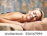 people  beauty  spa  healthy... | Shutterstock . vector #526167094