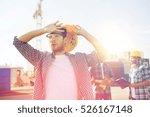 business  building  teamwork...   Shutterstock . vector #526167148