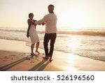 full length shot of smiling...   Shutterstock . vector #526196560