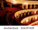 The Interior Of The Theater...