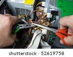 electrician | Shutterstock . vector #52619758