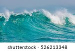 rolling waves crashing margaret ... | Shutterstock . vector #526213348