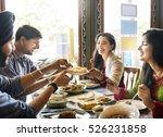 Indian Food Eating Cuisine...