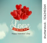 Valentine's day illustration | Shutterstock vector #526240264