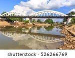 white bridge or rassadapisex... | Shutterstock . vector #526266769