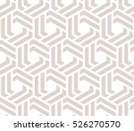 abstract geometric pattern with ... | Shutterstock .eps vector #526270570