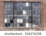 abandoned school power plant... | Shutterstock . vector #526276258