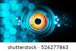 Future Technology  Blue Eye...