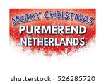 Purmerend Netherlands Merry...