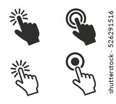 Touch Vector Icons Set....