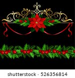 christmas elements for your... | Shutterstock .eps vector #526356814
