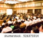 blur audience in hall or... | Shutterstock . vector #526373314