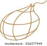 fishing net | Shutterstock .eps vector #526377949