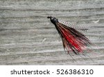tied flies  bate for the... | Shutterstock . vector #526386310