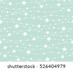 holiday background  seamless... | Shutterstock . vector #526404979