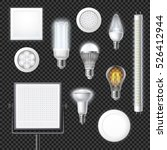 realistic led lamps of...