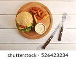 Hamburger With Idaho Potatoes...