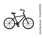 bicycle | Shutterstock .eps vector #526449094