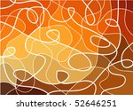 abstract geometric mosaic... | Shutterstock .eps vector #52646251