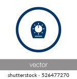 cook timer icon | Shutterstock .eps vector #526477270