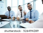employment | Shutterstock . vector #526494289
