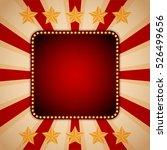 square billboard. electric...   Shutterstock .eps vector #526499656