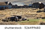 The Ghost Town Of Bodie   Car...