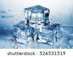 Pyramid Of Melted Ice Cubes...