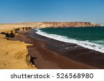Coastline  Paracas National...