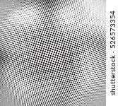 overlay distress halftone... | Shutterstock .eps vector #526573354