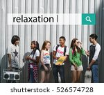 entertainment music teenagers... | Shutterstock . vector #526574728
