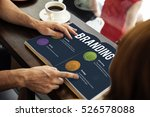 branding marketing strategy... | Shutterstock . vector #526578088