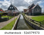 marken  netherlands   april 08  ... | Shutterstock . vector #526579573