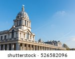 Queen Mary Building Greenwich...