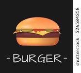 realistic vector illustration... | Shutterstock .eps vector #526584358