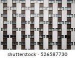 Facade Of The Building In Pari...