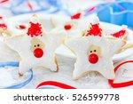 Christmas Cookie Shaped Santa...