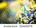 christmas background | Shutterstock . vector #526630378