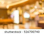 blur background of shopping...   Shutterstock . vector #526700740