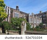 london  inner temple hall of... | Shutterstock . vector #526701034