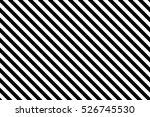 black stripes on white... | Shutterstock . vector #526745530