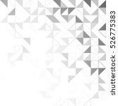 geometric simple minimalistic... | Shutterstock .eps vector #526775383