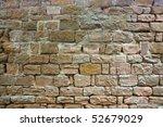 red wall | Shutterstock . vector #52679029