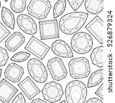 seamless vector pattern with...   Shutterstock .eps vector #526879324