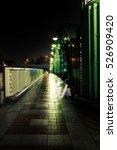 tokyo at night | Shutterstock . vector #526909420