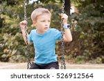 child with smartwatch | Shutterstock . vector #526912564