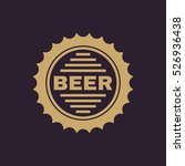the beer icon. pub and beer ...
